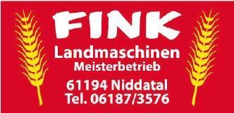 Willkommen bei Fink Landmaschinen